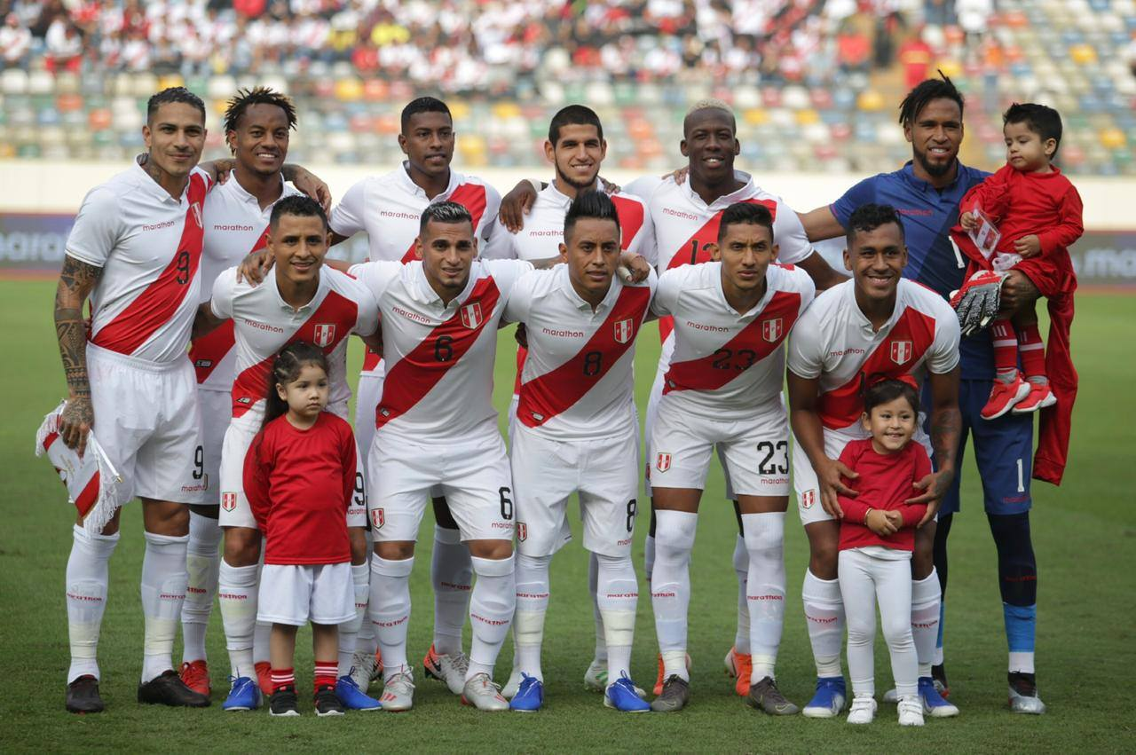 Historia del Perú en la Copa América - Zeta Gas Perú